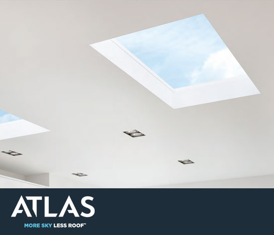 Atlas Flat RoofLight 1