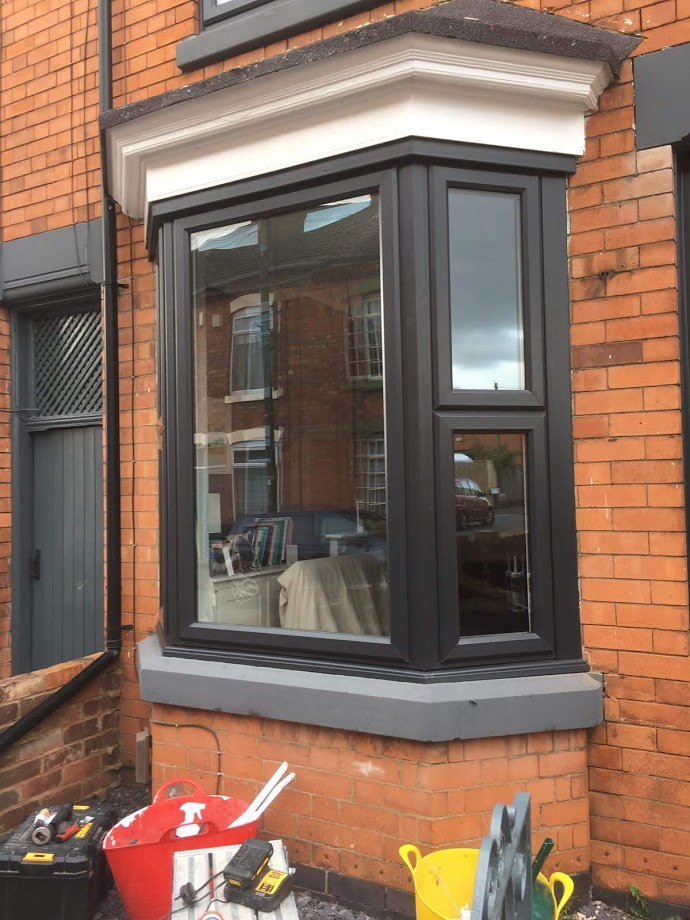bay windows from leicester windows supplies