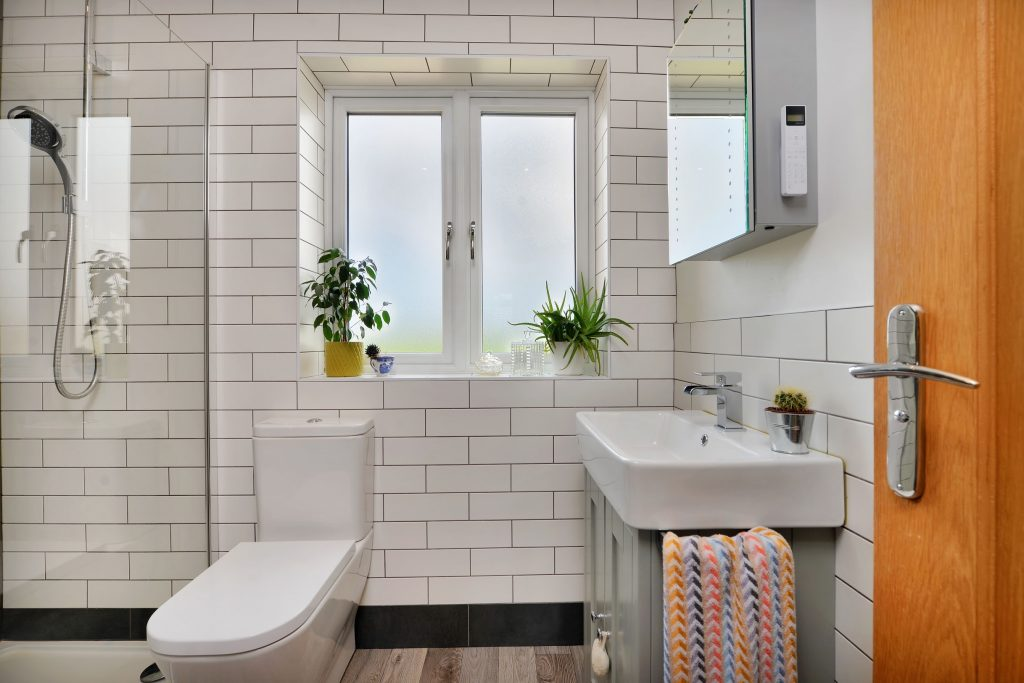 Bathroom windows from leicester windows supplies